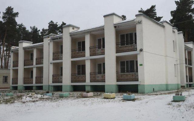 Гостиница Tambovkurort I вид на фасад