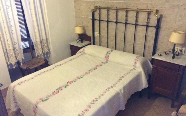 Отель Casa Rural La Villa комната для гостей
