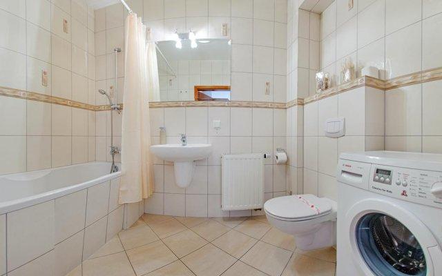 Отель Apartamenty Sun&snow Patio Mare Сопот ванная