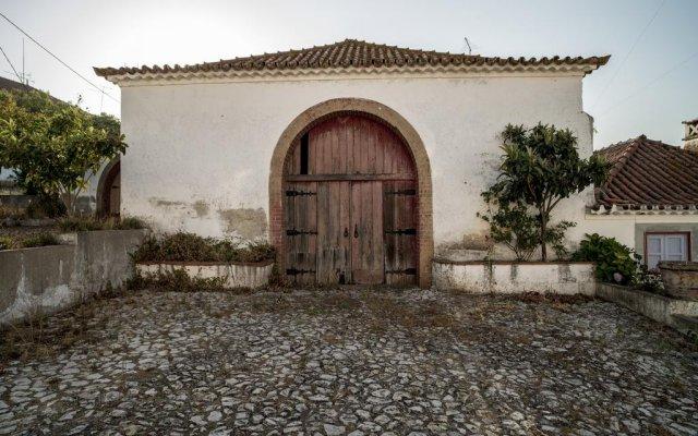 Hotel Rural da Barrosinha вид на фасад