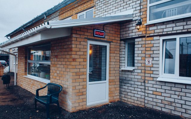 Гостиница Inn RoomComfort вид на фасад