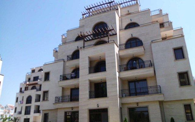 Отель Amara Studios Болгария, Солнечный берег - отзывы, цены и фото номеров - забронировать отель Amara Studios онлайн вид на фасад