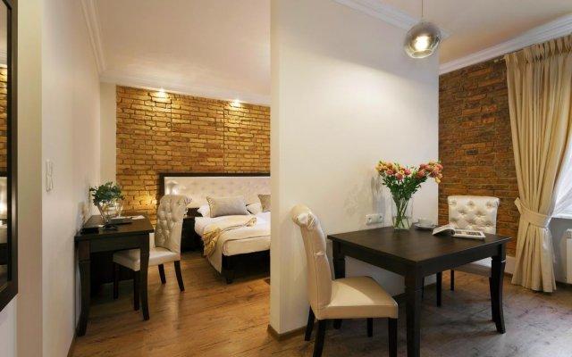 Отель Aparthotel Wodna Познань комната для гостей