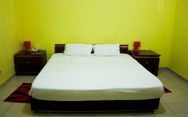 Отель Floceg комната для гостей