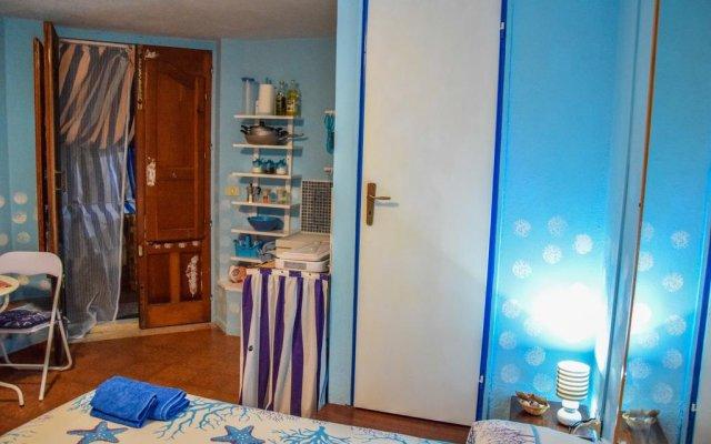 Отель La Grotta Azzurra Джардини Наксос комната для гостей