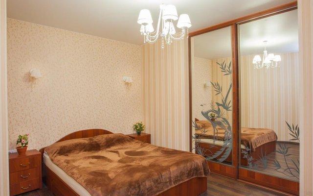 Гостиница Realtex On Shamsheva 15 комната для гостей