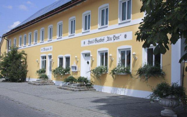 Отель Gasthof Alte Post Германия, Мюнхен - отзывы, цены и фото номеров - забронировать отель Gasthof Alte Post онлайн вид на фасад