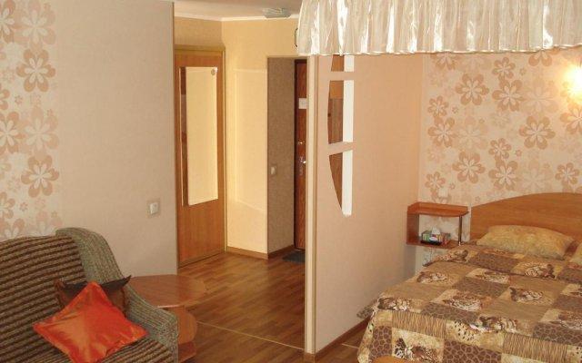 Гостиница OneBedroom Apart in the Centre Украина, Сумы - отзывы, цены и фото номеров - забронировать гостиницу OneBedroom Apart in the Centre онлайн комната для гостей