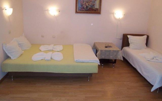 Отель Bachvarovi Болгария, Свети Влас - отзывы, цены и фото номеров - забронировать отель Bachvarovi онлайн комната для гостей