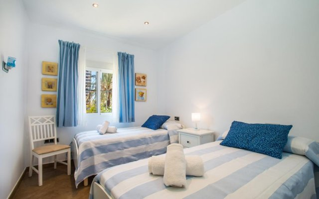 Отель Abahana Villa La Higuera комната для гостей