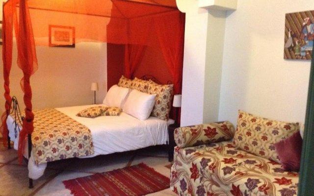 Отель Riad Agape Марокко, Марракеш - отзывы, цены и фото номеров - забронировать отель Riad Agape онлайн комната для гостей