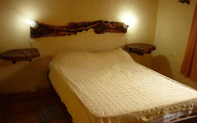 Отель Cabañas Don Facundo Сан-Рафаэль комната для гостей