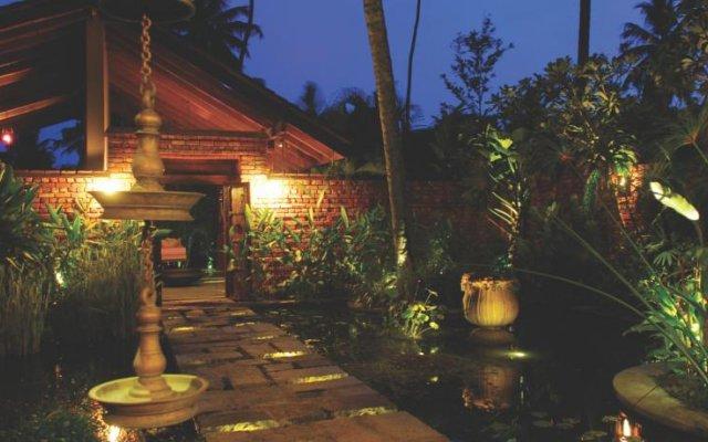Отель Reef Villa and Spa вид на фасад