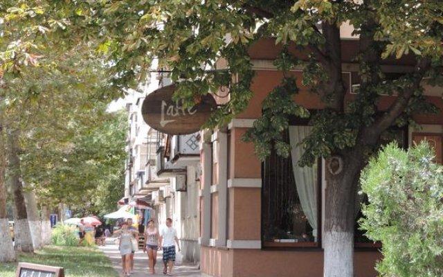 Гостиница Oskar вид на фасад