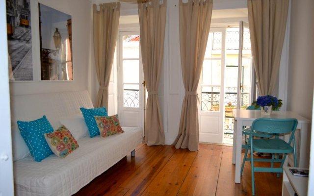 Отель Alfama4U комната для гостей