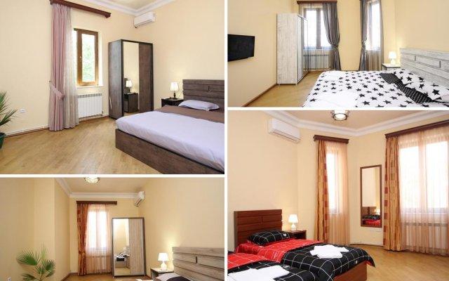 Отель Holiday Home Charenc Ереван комната для гостей