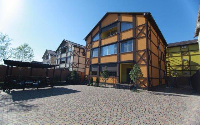Гостиница Villa Bavaria Украина, Бердянск - отзывы, цены и фото номеров - забронировать гостиницу Villa Bavaria онлайн вид на фасад