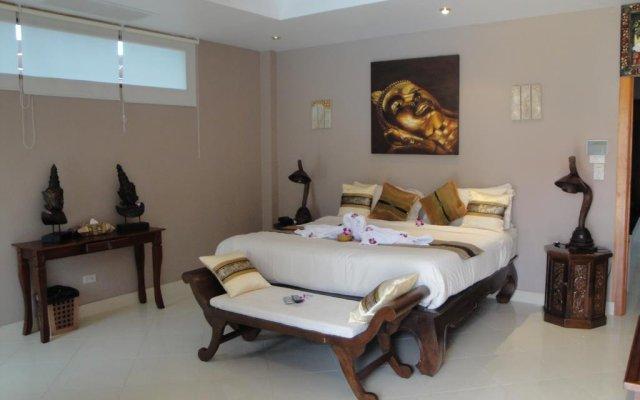 Отель Baan Chang Bed and Breakfast комната для гостей