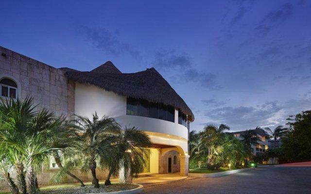 Отель Desire Resort Spa Riviera Maya - Все включено вид на фасад