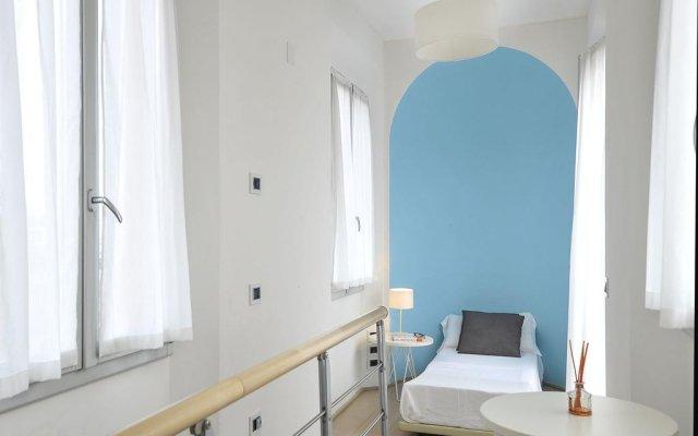 Отель Palazzo Banchi Halldis Apartments Италия, Болонья - отзывы, цены и фото номеров - забронировать отель Palazzo Banchi Halldis Apartments онлайн комната для гостей