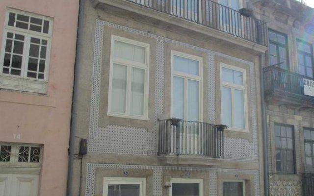 Отель Monchique´s Balcony вид на фасад