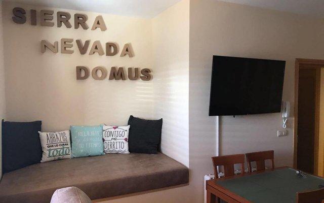 Отель Estudio Y Casa Los Copos комната для гостей