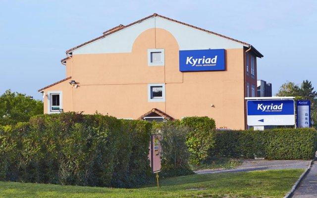 Kyriad Lyon Sud Saint Genis Laval, Saint-Genis-Laval, France | ZenHotels