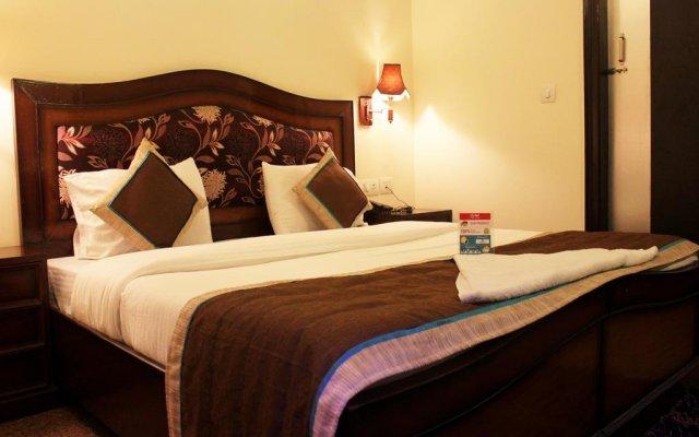 Отель OYO Rooms Bhikaji Cama Extension комната для гостей