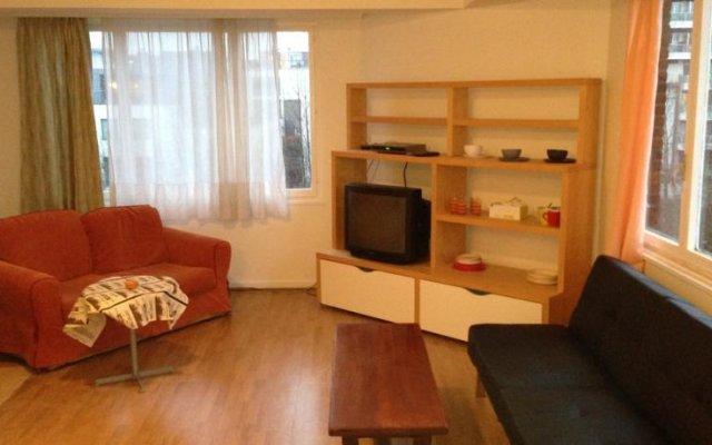 Отель Appartements Brussel Бельгия, Брюссель - отзывы, цены и фото номеров - забронировать отель Appartements Brussel онлайн комната для гостей