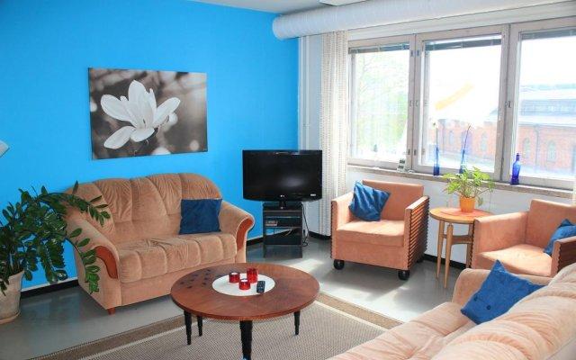 Отель Helphostel комната для гостей