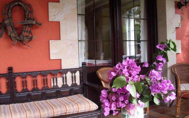 Отель Posada Río Cubas вид на фасад