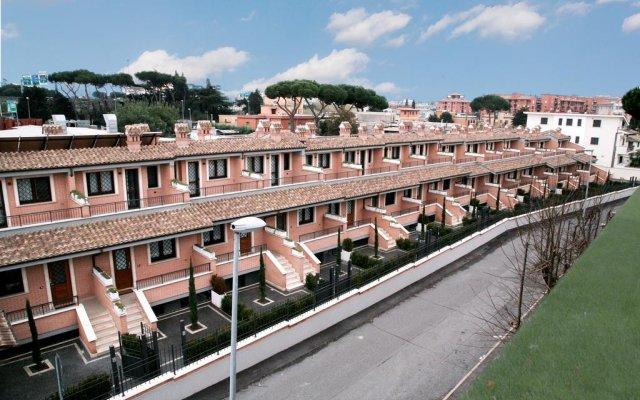 Отель Domus Anagnina балкон