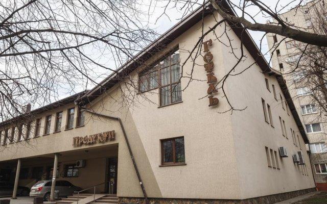 Гостиница Medova Pechera вид на фасад