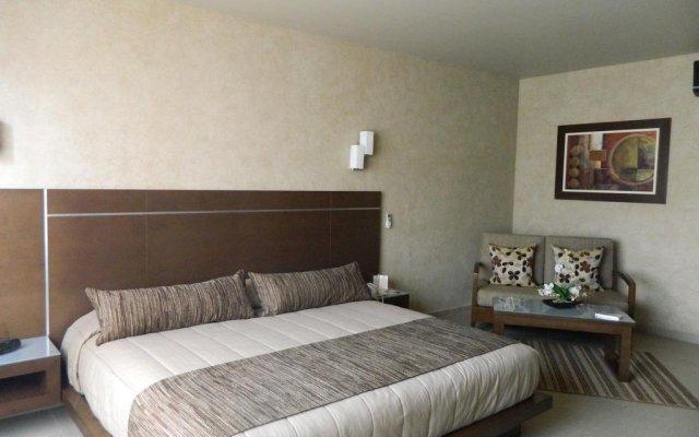 Layfer Express & hotel Inn Córdoba, Veracruz комната для гостей