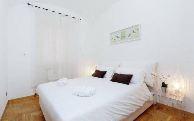 Отель Cozy Oppio - My Extra Home комната для гостей