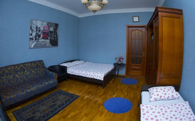 Гостиница Rooms Na Tulskoy в Москве отзывы, цены и фото номеров - забронировать гостиницу Rooms Na Tulskoy онлайн Москва комната для гостей