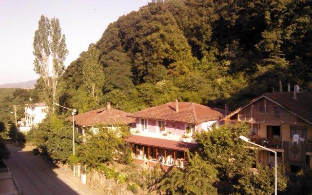 Azim Thermal Hotel вид на фасад