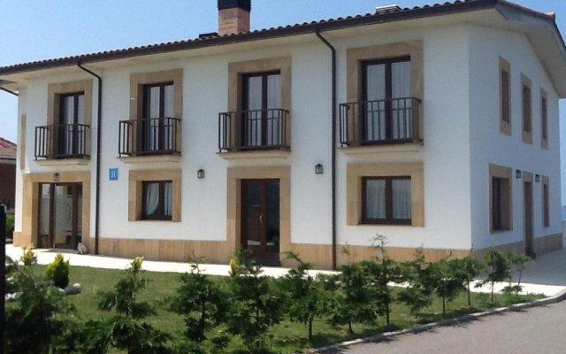 Отель El Ribero de Langre вид на фасад