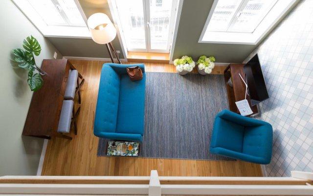 Отель MSC Flats Comercio do Porto комната для гостей