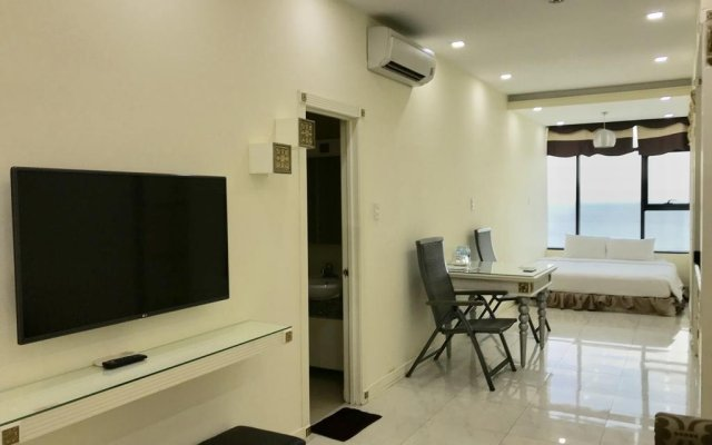 Апартаменты Phi Yen Nha Trang Blue Sea Apartments комната для гостей