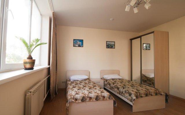 Мини-Отель Зелёный берег комната для гостей