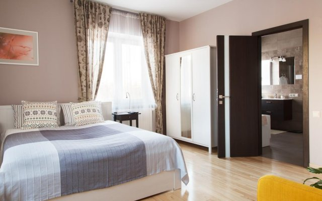 Гостиница Guest House DOM 15 комната для гостей