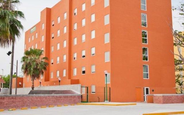 Отель City Express Junior Cancun Мексика, Канкун - отзывы, цены и фото номеров - забронировать отель City Express Junior Cancun онлайн вид на фасад
