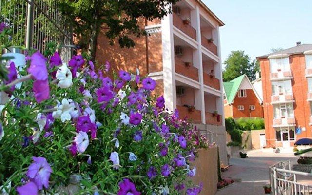 Гостиница Atelica Svetlana вид на фасад