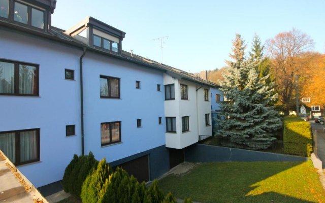 Altmann Hotel Вена вид на фасад