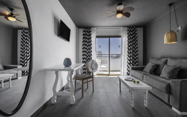 Отель Apartamentos Dausol I комната для гостей