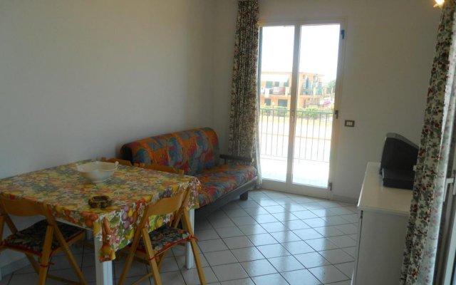 Отель Alicudi Ласкари комната для гостей