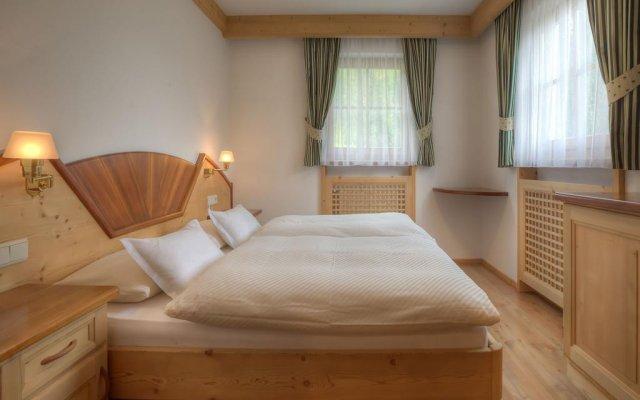 Отель Residence Ciasa Giardun комната для гостей