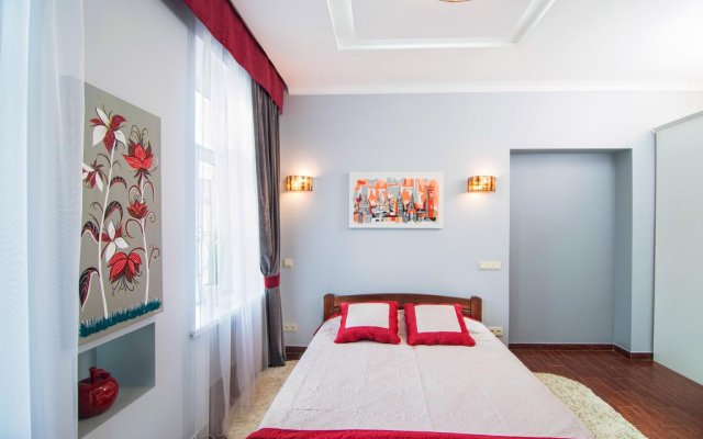 Гостиница Lviv hollidays Gorodotska Львов комната для гостей