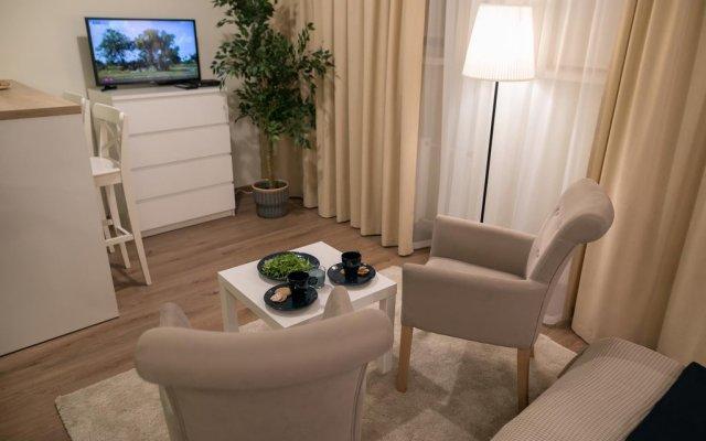 Отель Raugyklos Apartamentai Вильнюс комната для гостей